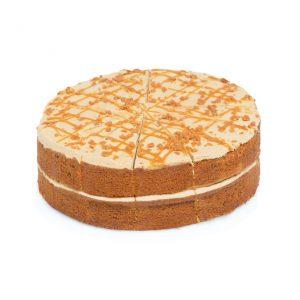 Tarta Toffee Cake